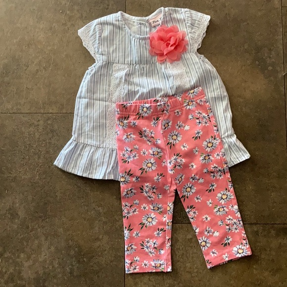 Little Lass Other - Baby girl outfit